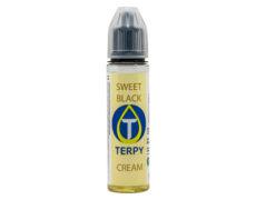 Sweet Black eines Cremigen dampfen Liquid für E-Zigarette 30ml