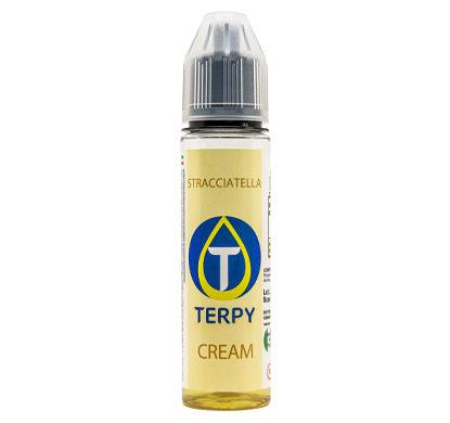Flasche 30 ml von Stracciatella E-Zigaretten-Liquid