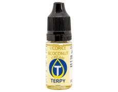 Fläschchen Licorice&Coconut Liquid Aroma für E-Zigarette