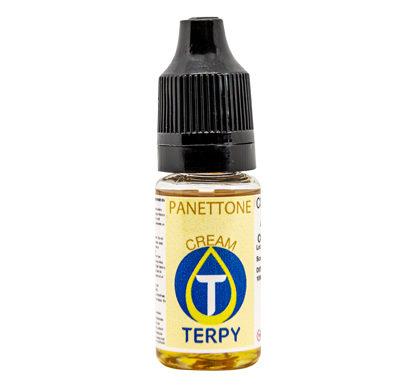 Flasche Panettone Cremiges E-Liquid Aroma für e-Zigarette