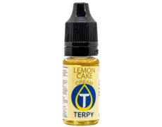 Flasche Lemon Cake Cremiges e Liquid Aroma für E-Zigarette