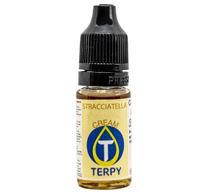 Flasche Stracciatella Cremiges e Liquid Aroma für e-Zigarette