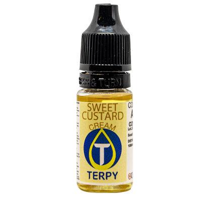Flasche Sweet Custard Cremiges e Liquid Aroma für e Zigarette
