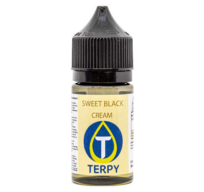 60 ml Becher E-Zigarette Cremig Liquid Sweet Black