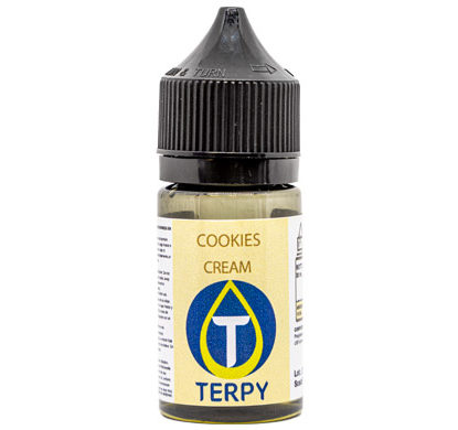 60 ml Becher E-Zigarette Cremig Liquid Cookies