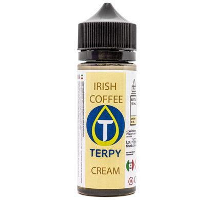 120 ml Flasche E-Liquid Cremig Irish Coffee für elektronische Zigarette