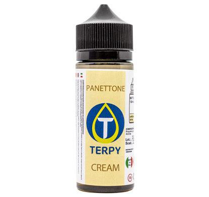 120 ml Flasche E-Liquid Cremig Panettone für elektronische Zigarette