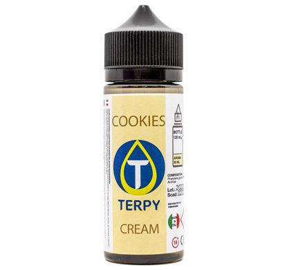 120 ml Flasche E-Liquid Cremig Cookies für elektronische Zigarette