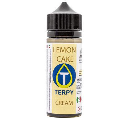 120 ml Flasche E-Liquid Cremig Lemon Cake für elektronische Zigarette