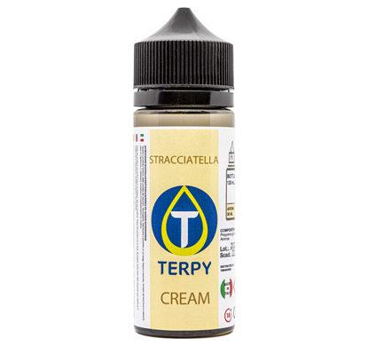 120 ml Flasche E-Liquid Cremig Stracciatella für elektronische Zigarette