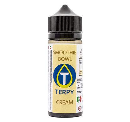 120 ml Flasche E-Liquid Cremig Smoothie Bowl für elektronische Zigarette