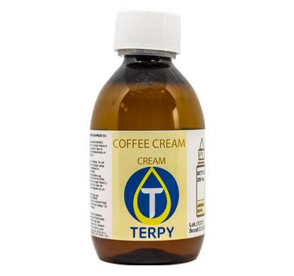 250-ml-Flasche-E-Liquid-Coffee-Cream-elektronische-Zigarette