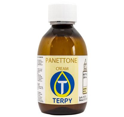 250 ml Flasche E-Liquid Cremig Panettone für elektronische Zigarette