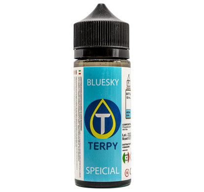 120 ml Flasche E-Liquid Special Bluesky für elektronische Zigarette