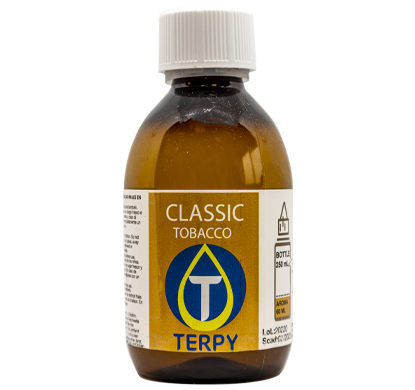 250 ml Flasche E-Liquid Tabak Classic für elektronische Zigarette
