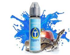 flasche forbidden fuit liquid special für e-Zigarette