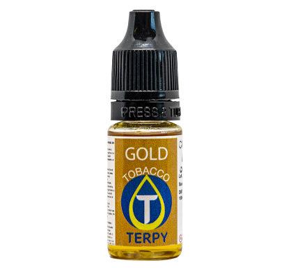 Flasche bestes Gold Tabak für E-Zigarette liquid Aromen
