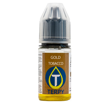 60 ml Becher E-Zigarette Liquid Tabak Gold