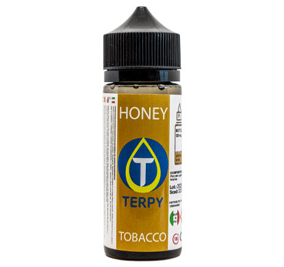 120 ml Flasche E-Liquid Tabak Honey für elektronische Zigarette