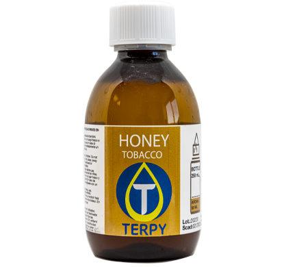 250 ml Flasche E-Liquid Tabak Honey für elektronische Zigarette