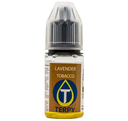 60 ml Becher E-Zigarette Liquid Tabak Lavender