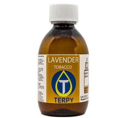 250 ml Flasche E-Liquid Tabak Lavender für elektronische Zigarette