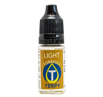 Fläschchen von Light Tabak E-Zigarette Aroma