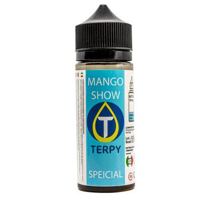 120 ml Flasche E-Liquid Special Mango Show für elektronische Zigarette