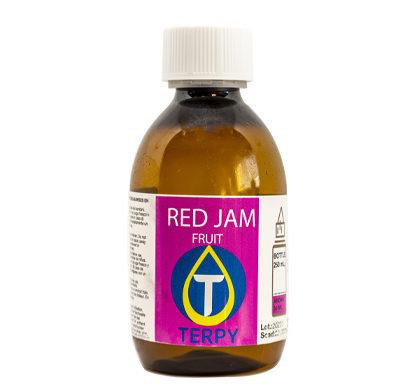 250 ml Flasche E-Liquid fruchtige Red Jam für elektronische Zigarette