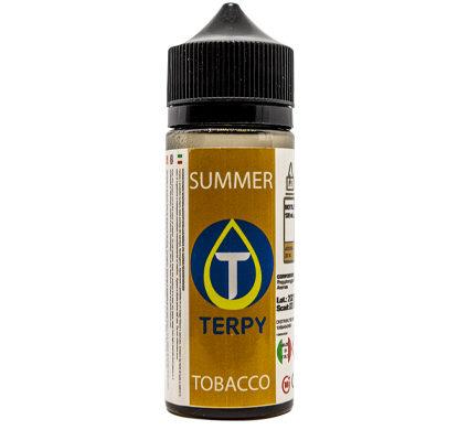120 ml Flasche E-Liquid Tabak Summer für elektronische Zigarette