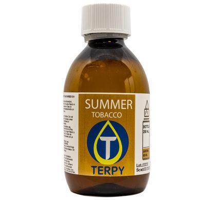 250 ml Flasche E-Liquid Tabak Summer für elektronische Zigarette