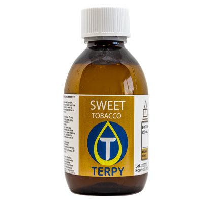 250 ml Flasche E-Liquid Tabak Sweet für elektronische Zigarette