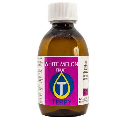 250 ml Flasche E-Liquid fruchtige White Melon für elektronische Zigarette