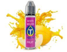 Flasche liquid für vaper mit Fruchtgeschmack weiße Melone