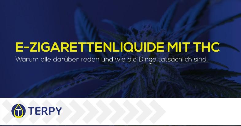 E-Zigarettenliquide mit THC