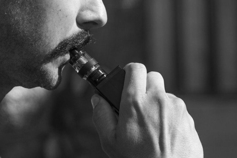 Inhaltsstoffe von e Zigarette liquid