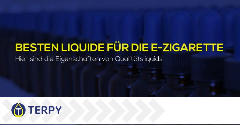 besten Liquide für die elektronische Zigarette