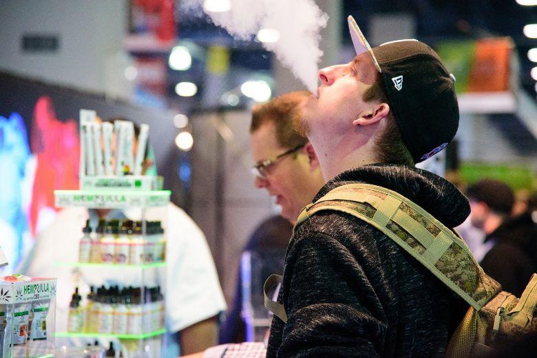 E zigarette liquid ohne Nikotinwirkung