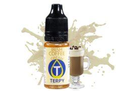 Flasche mit Vape-aroma mit dem cremigen Geschmack von Irish Coffeé