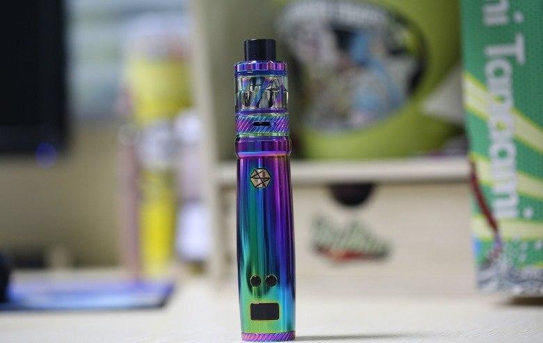 elektronische Zigarette mit E liquid