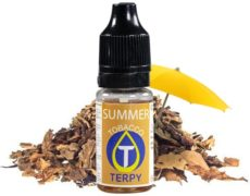 Vapour-aroma flasche mit Sommergeschmack