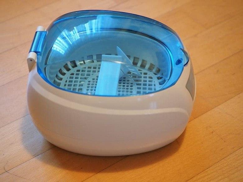 Ultraschall-Waschmaschine zur Reinigung eines e Zigarette von dampfer liquid