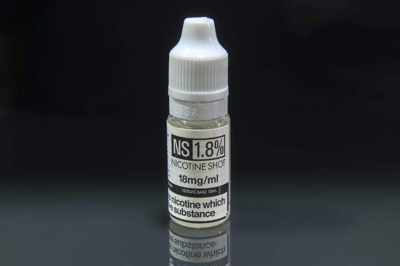 Liquids E Zigarette Mit Nikotin