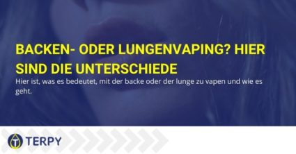 Backen- oder Lungenvaping? Hier sind die Unterschiede