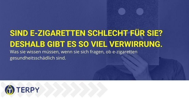E-Zigarette auf flüssiger Basis: Drei Risiken, die Sie bei der DIY-Methode nicht missachten sollten