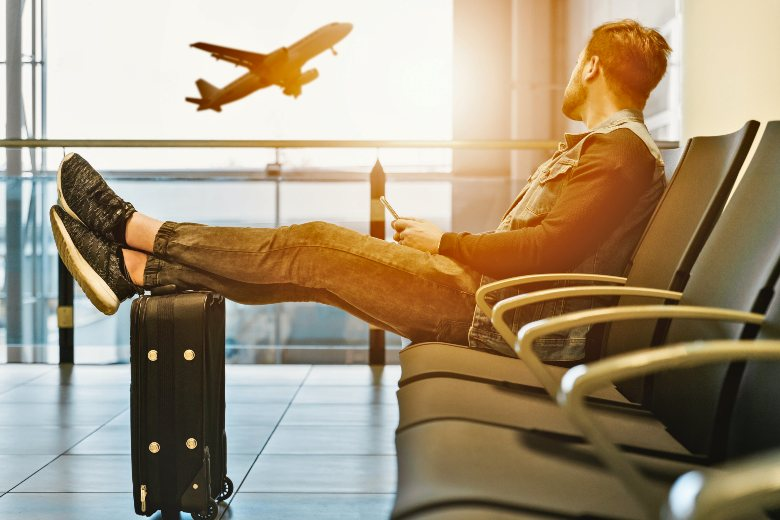 E-Zigaretten und Vape-Liquids im Flugzeug