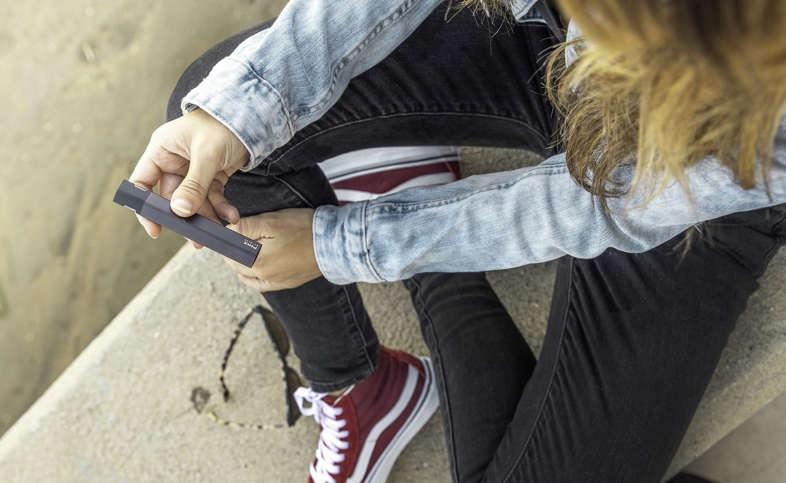 Die elektronische Zigarette hilft gegen den Schaden von Nikotin