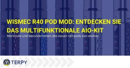 Eigenschaften und Besonderheiten-Wismec R40 Pod Mod