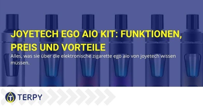 Die Funktionen, Vorteile und der Preis des Joyetech eGo AIO Kits.