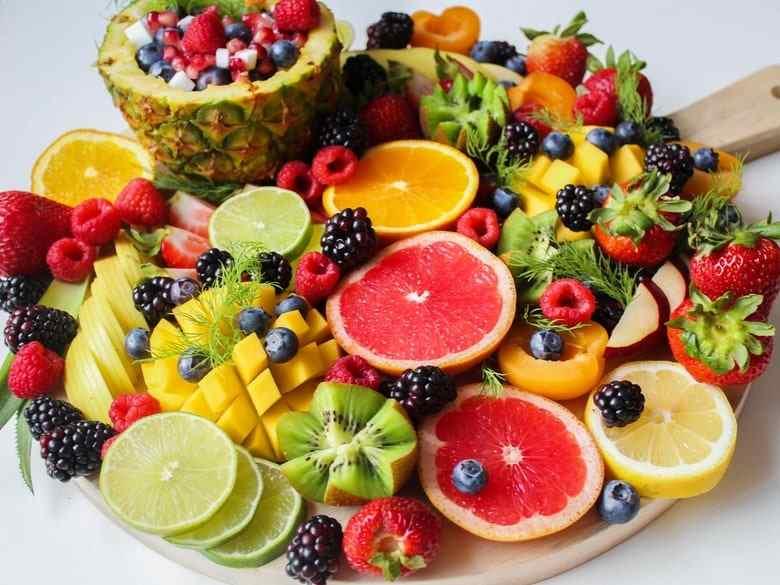 Terpys fruchtige Flüssigkeiten